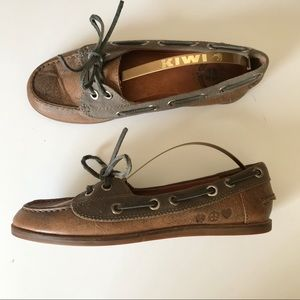Lucky Brand Cailin Boat Deck Shoes